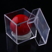 Ball Through Box Magic Trick