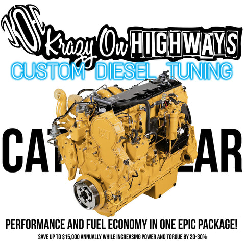 CATERPILLAR CUSTOM DIESEL TUNING