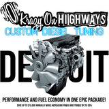 DETROIT CUSTOM DIESEL TUNING