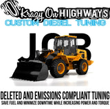 JCB EQUIPMENT CALIBRATION