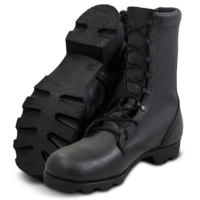 920c6f8b278 Leather Combat Boot 10