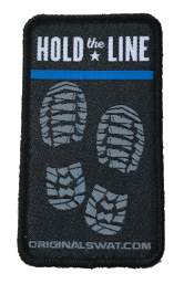 Hold the Line Patch