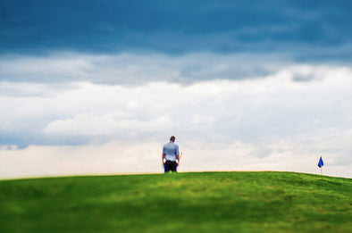 CBD Helps Golfers Improve Their Game: Overcoming Golf Anxiety Disorder