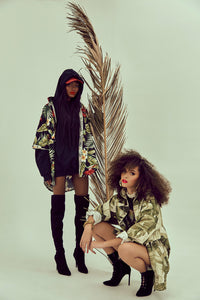 Straight Out The Jungle: Wahine Lookbook