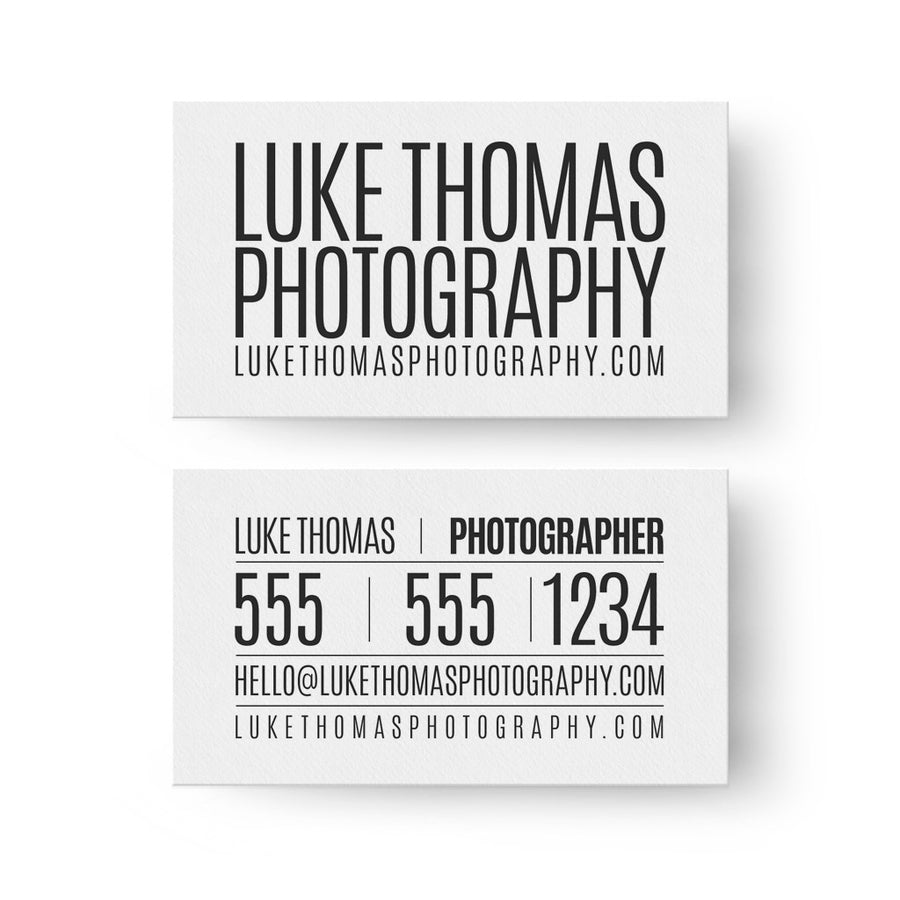 Business cards 3 dollar templates type business card 3 dollar photoshop templates for photographers magicingreecefo Image collections