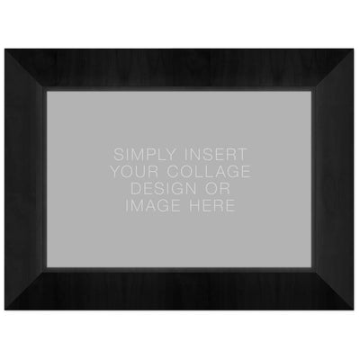 Collage or Image Frame Mock Ups - 3 Dollar Photoshop Templates for Photographers