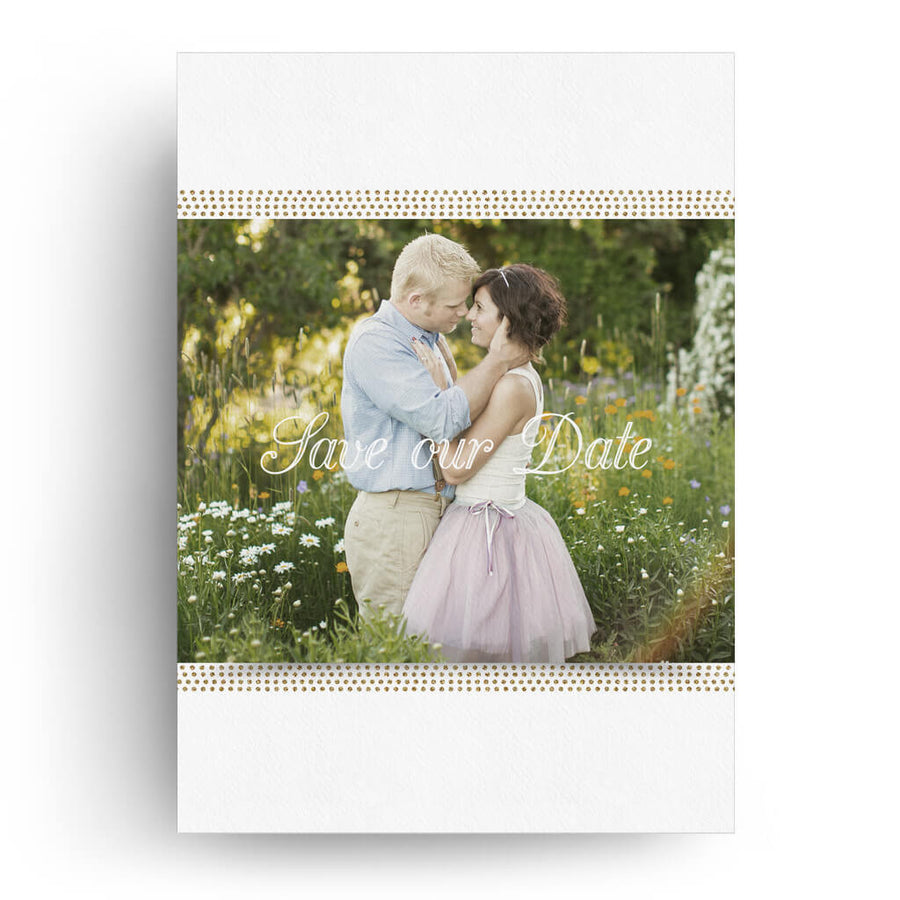 Allie | Save-the-Date Card - 3 Dollar Photoshop Templates for Photographers