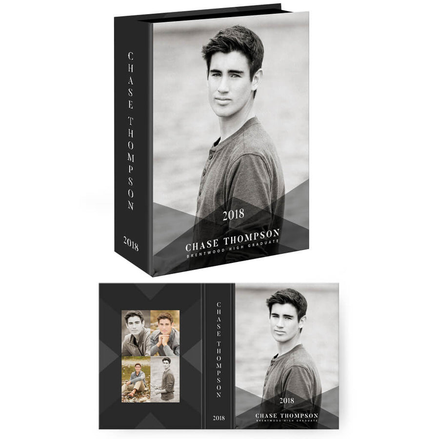 Apex | Vertical Image Box - 3 Dollar Photoshop Templates for Photographers