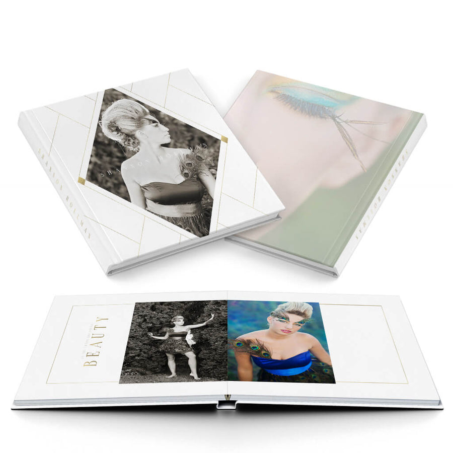 The Art Book - 3 Dollar Photoshop Templates for Photographers