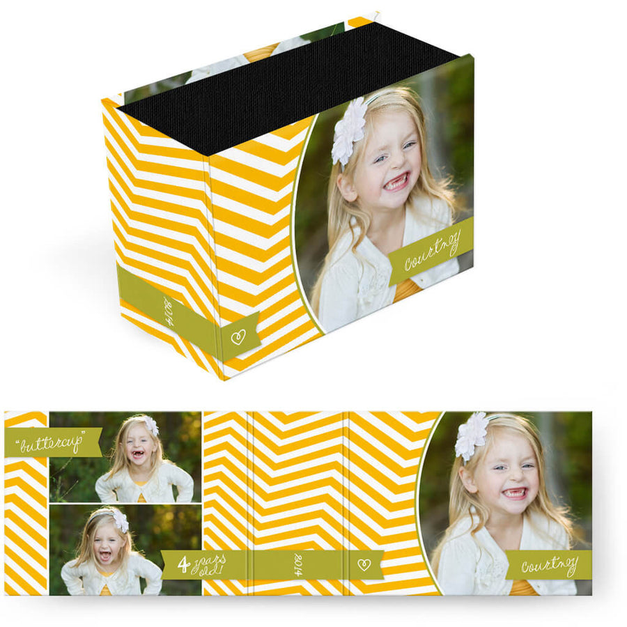 Big Tykes | Horizontal Image Box - 3 Dollar Photoshop Templates for Photographers
