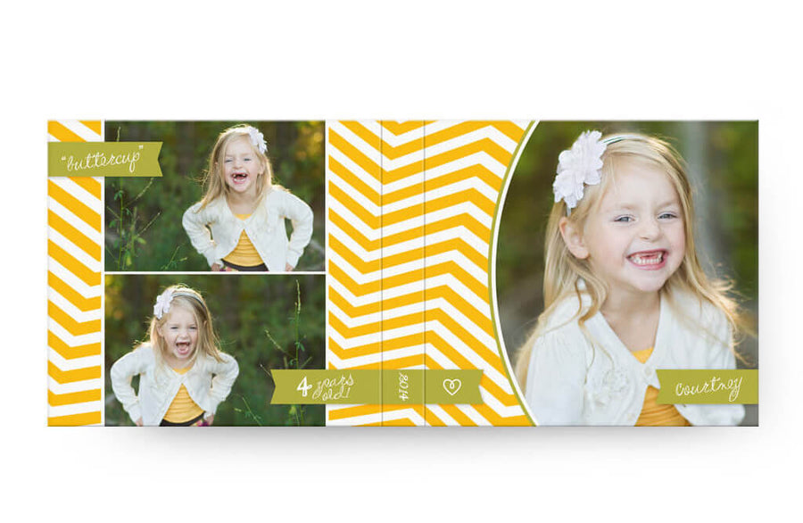 Big Tykes | USB Case - 3 Dollar Photoshop Templates for Photographers