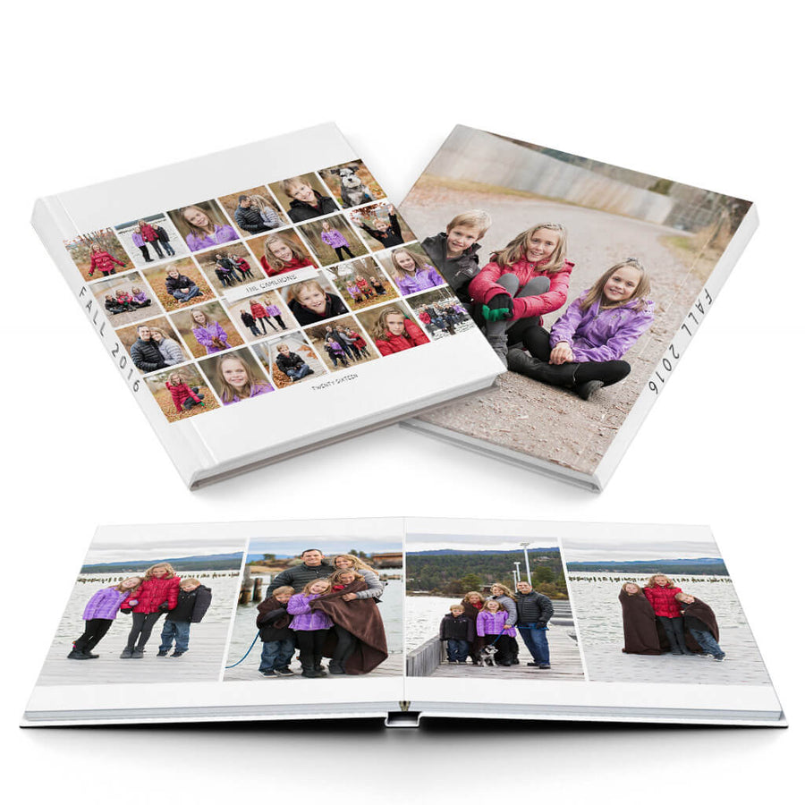 Classic Family - 3 Dollar Photoshop Templates for Photographers