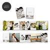 Classic II | Mini Accordion Book - 3 Dollar Photoshop Templates for Photographers