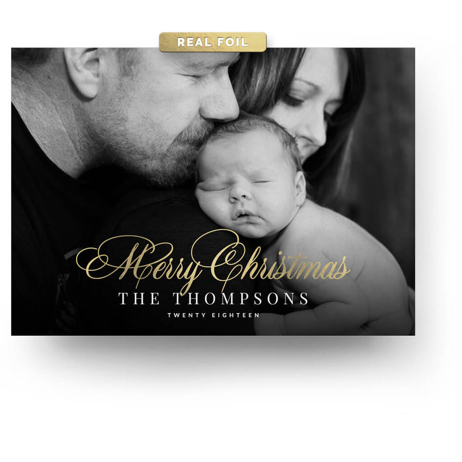 Christmas Cards | Photoshop Templates for Photographers - 3 Dollar ...