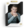 Clipped Corners | Senior Graduation Card - 3 Dollar Photoshop Templates for Photographers