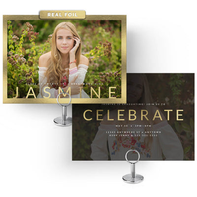 2019 Senior Card Collection - 30 Designs! - 3 Dollar Photoshop Templates for Photographers