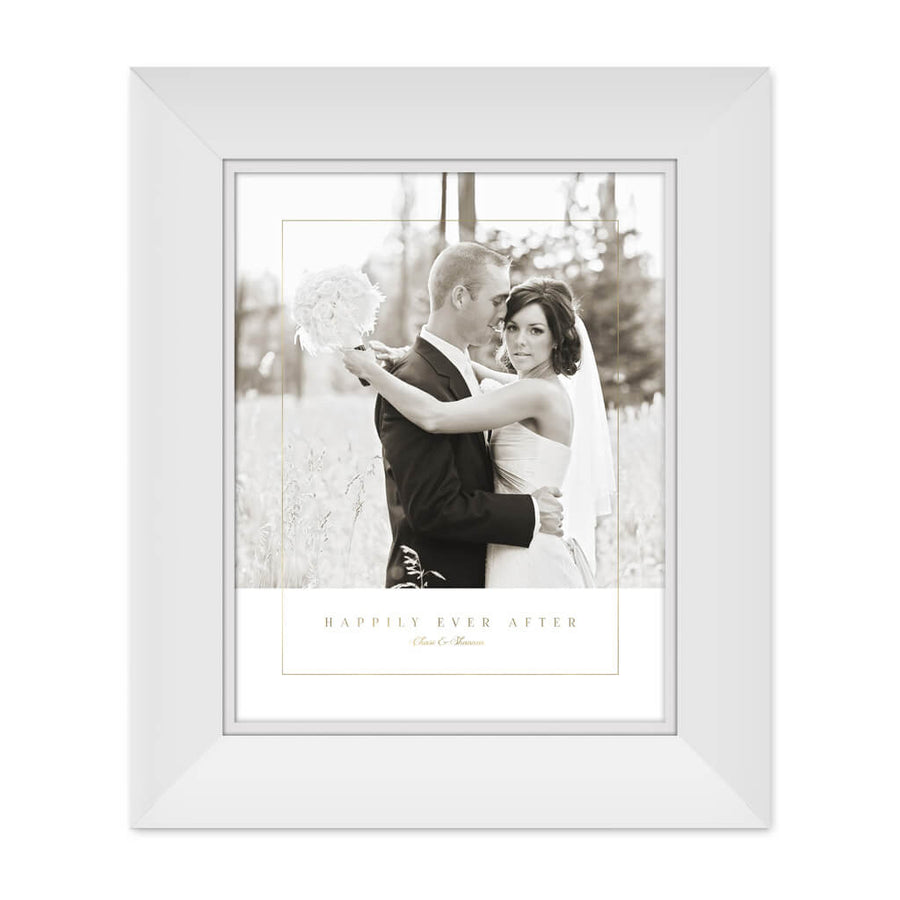 Framed | 11x14 Collage Template - 3 Dollar Photoshop Templates for Photographers
