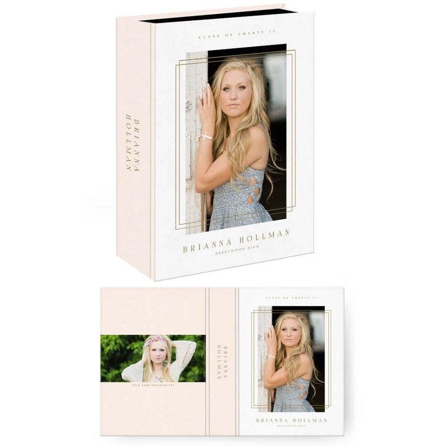 Framed | Vertical Image Box - 3 Dollar Photoshop Templates for Photographers