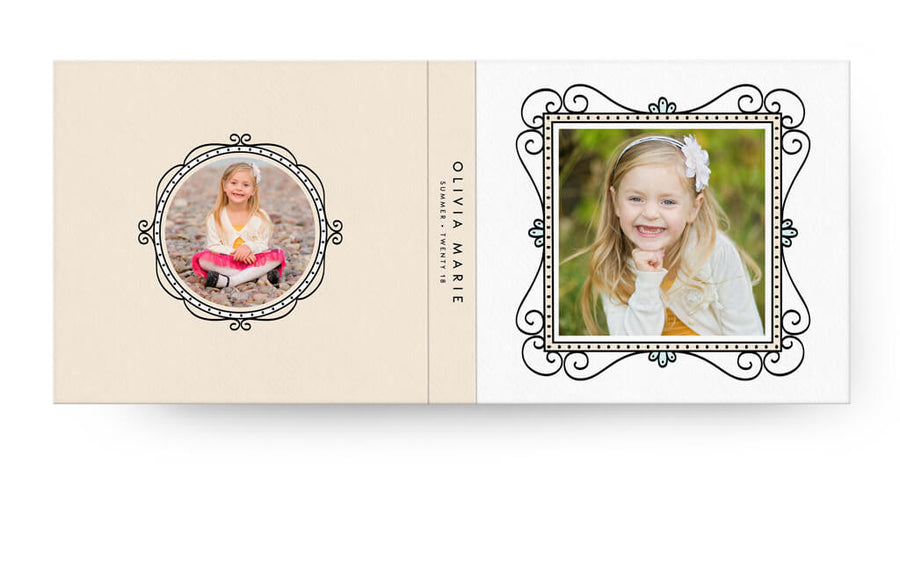 Fun Frames | USB Case - 3 Dollar Photoshop Templates for Photographers