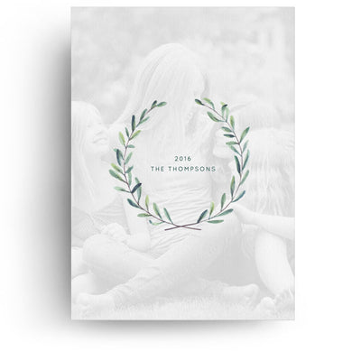 Gallery | Christmas Card - 3 Dollar Photoshop Templates for Photographers
