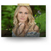 Glamorous | Senior Graduation Card - 3 Dollar Photoshop Templates for Photographers