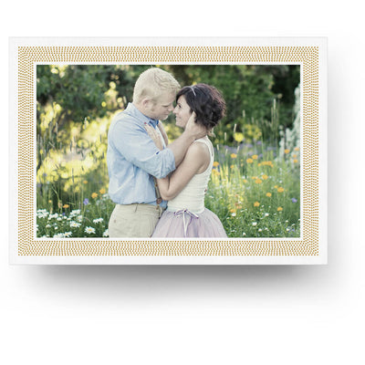Gold Dust | Save-the-Date Card - 3 Dollar Photoshop Templates for Photographers