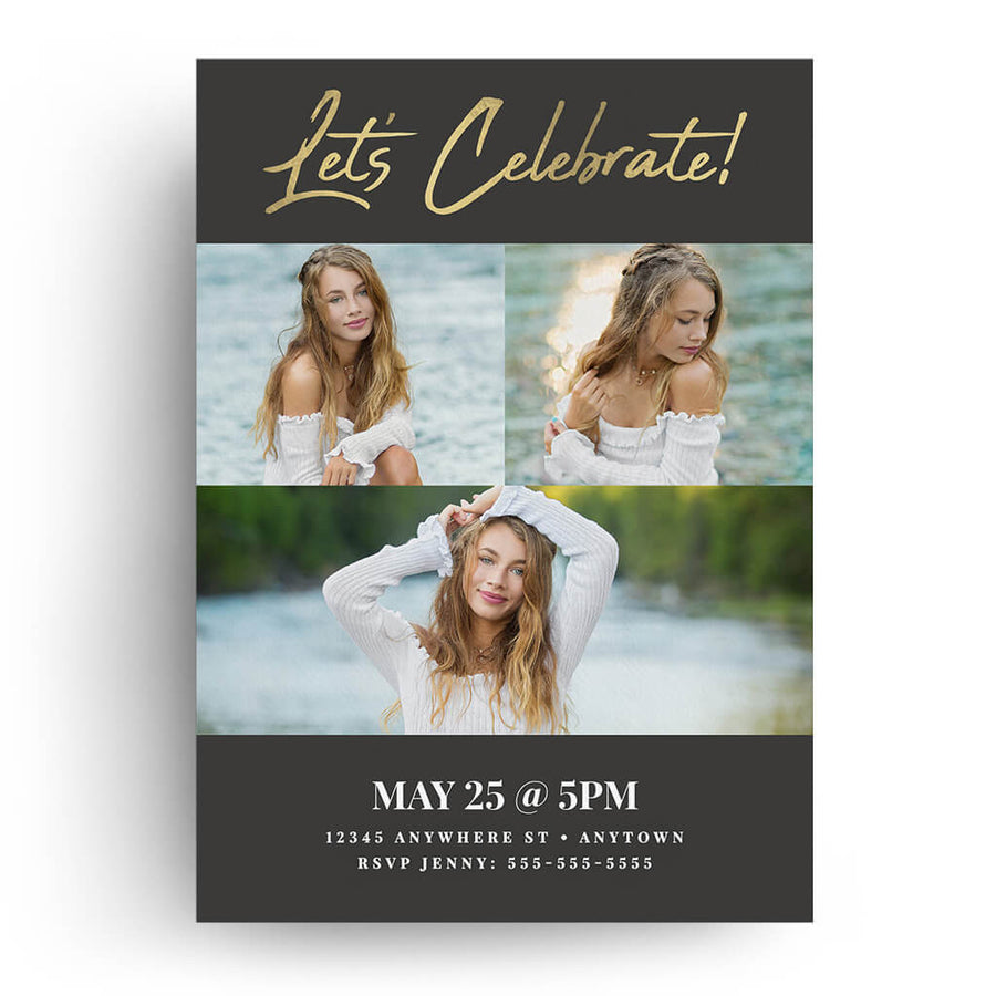 Jenny | Senior Graduation Card