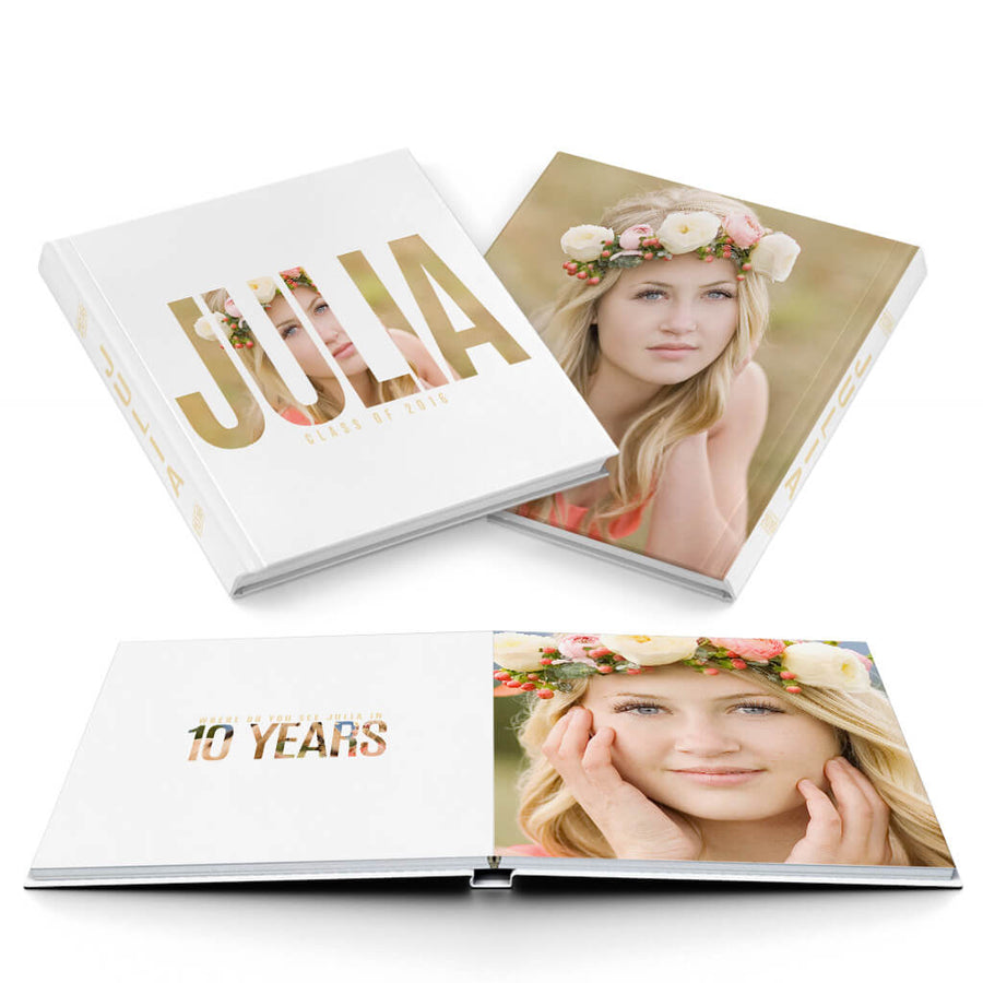 Julia - 3 Dollar Photoshop Templates for Photographers