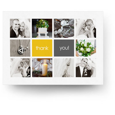 Kate | 5x7 Folding Thank You Card - 3 Dollar Photoshop Templates for Photographers