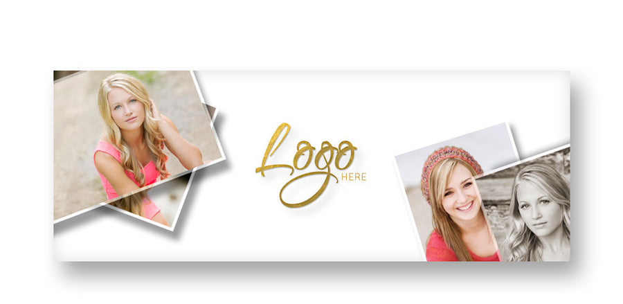 Lightbox | Facebook Cover - 3 Dollar Photoshop Templates for Photographers