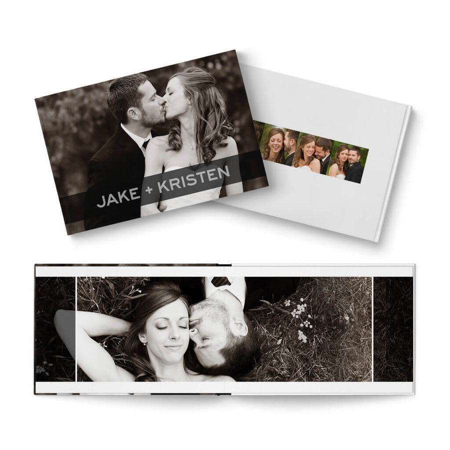 12x8 Modern Wedding - 3 Dollar Photoshop Templates for Photographers