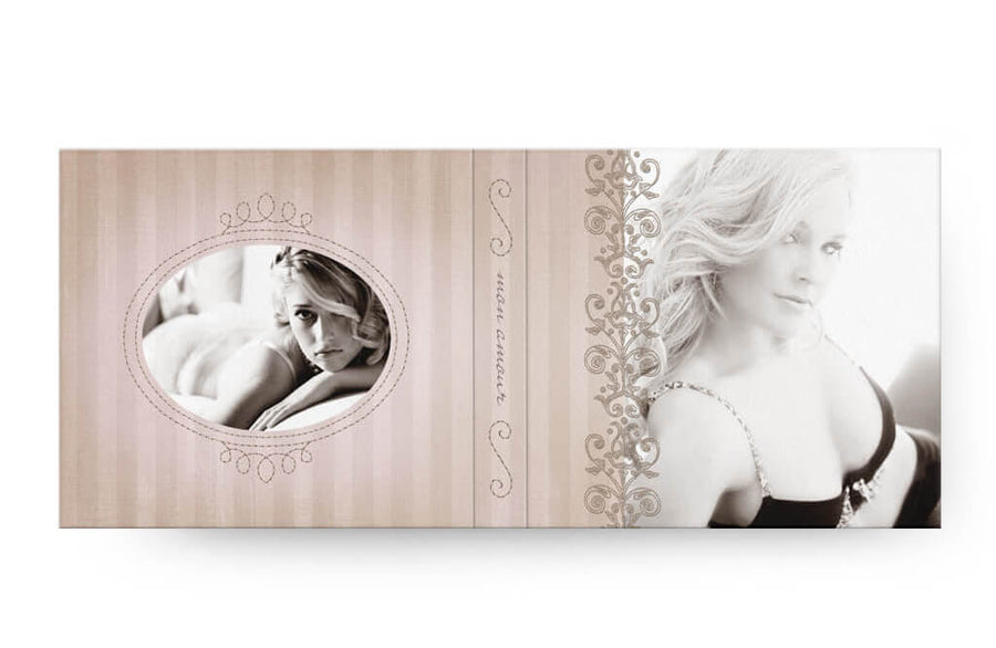 Mon Amour | USB Case - 3 Dollar Photoshop Templates for Photographers