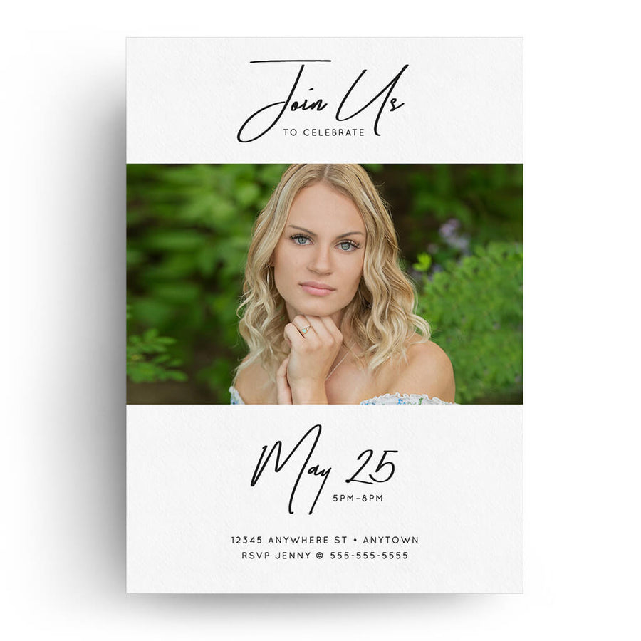 Olivia | Senior Graduation Card
