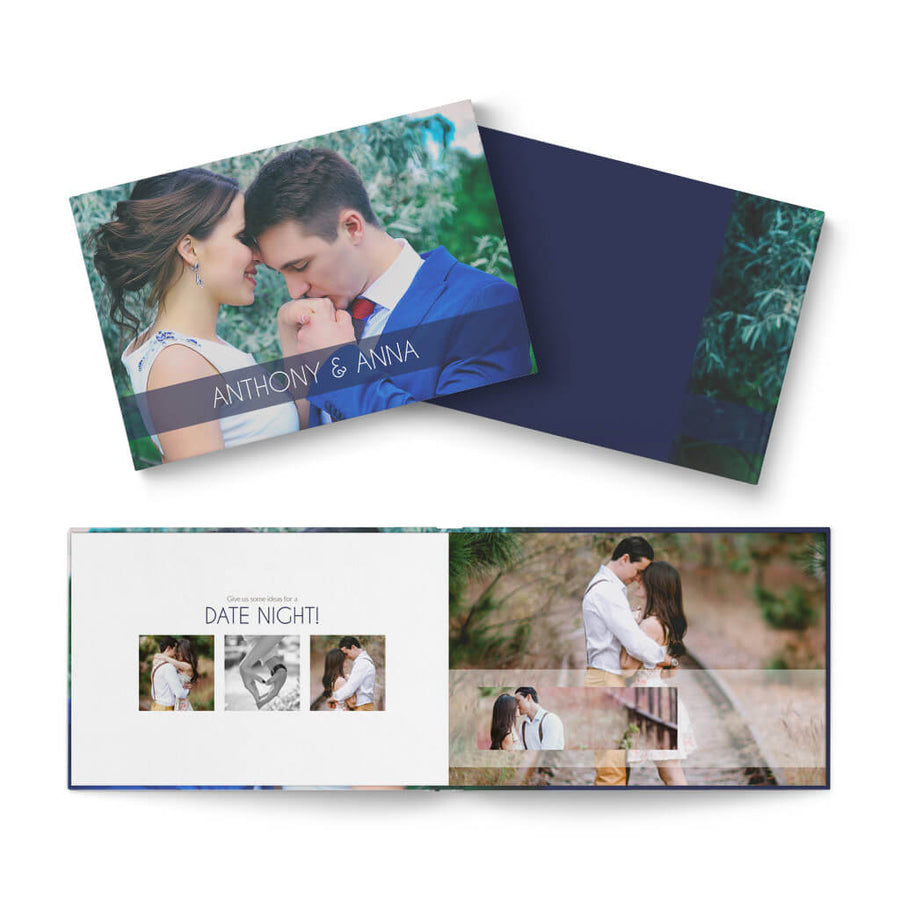 12x8 Original Reception - 3 Dollar Photoshop Templates for Photographers