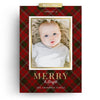 Plaid | Christmas Card - 3 Dollar Photoshop Templates for Photographers