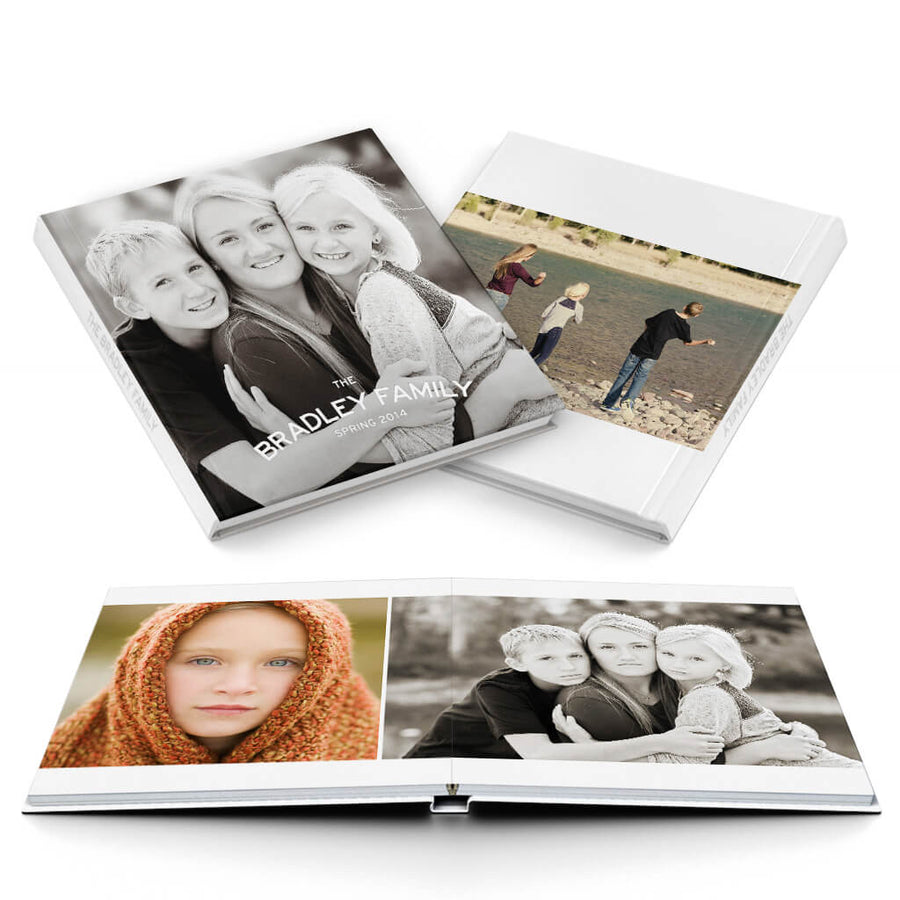 Quick Family - 3 Dollar Photoshop Templates for Photographers