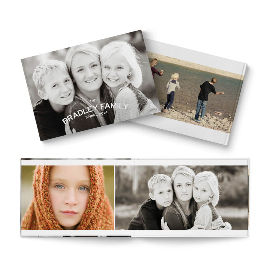 12x8 Quick Family - 3 Dollar Photoshop Templates for Photographers