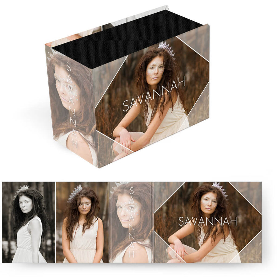 Savannah | Horizontal Image Box - 3 Dollar Photoshop Templates for Photographers