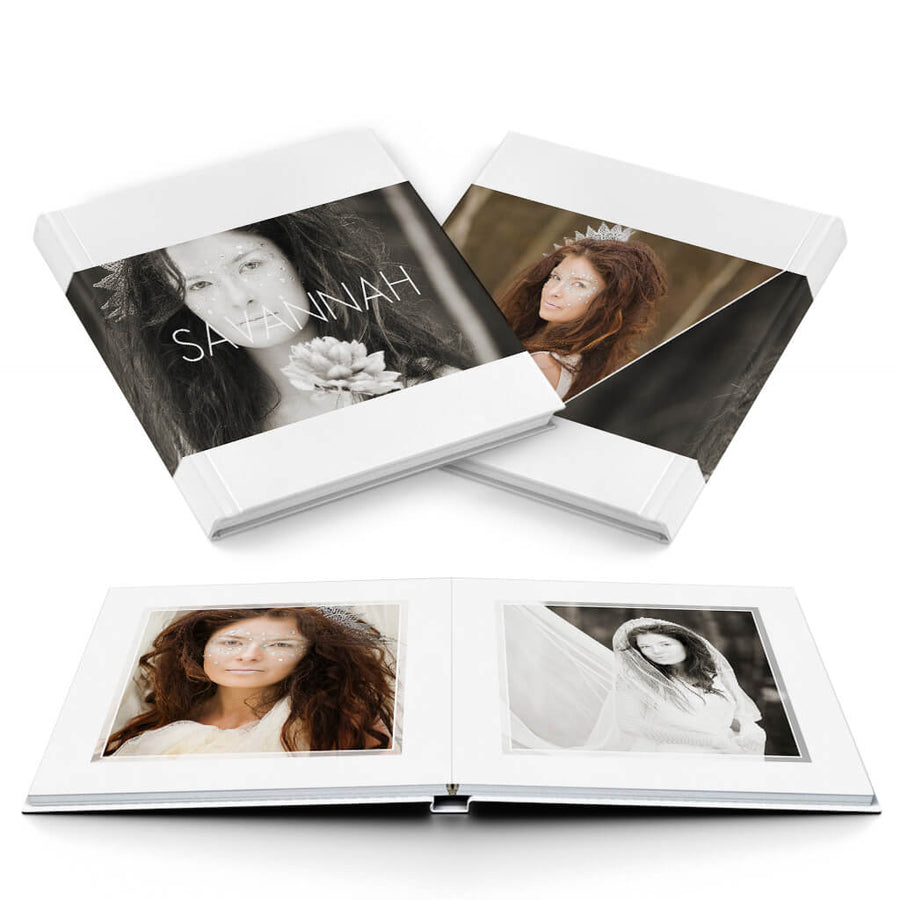 Savannah Album - 3 Dollar Photoshop Templates for Photographers