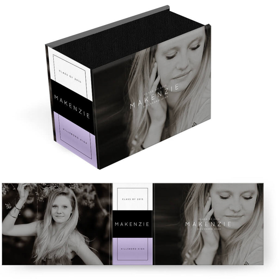 Sophisticated | Horizontal Image Box - 3 Dollar Photoshop Templates for Photographers