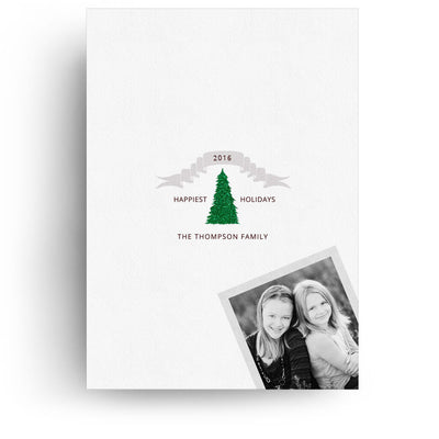 Sparkle | Christmas Card - 3 Dollar Photoshop Templates for Photographers