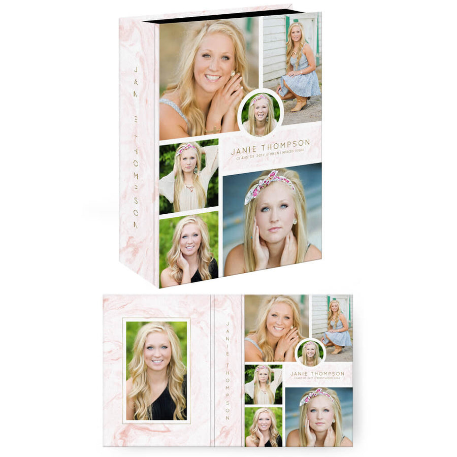 Stone | Vertical Image Box - 3 Dollar Photoshop Templates for Photographers