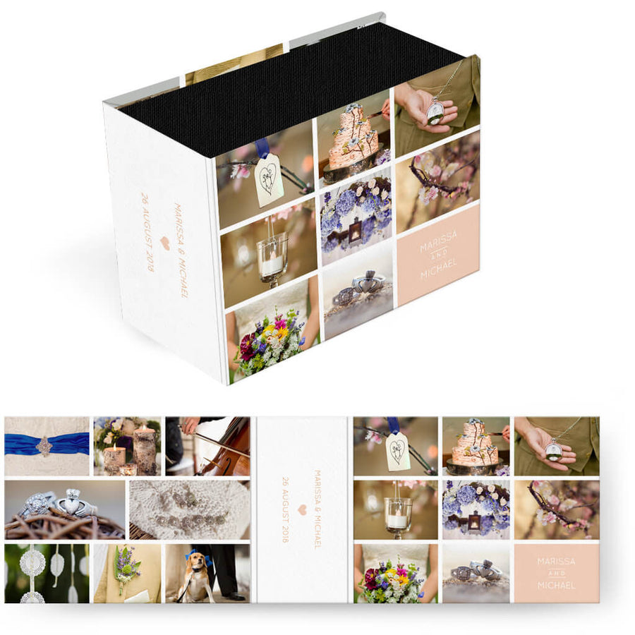 Storyboard | Horizontal Image Box - 3 Dollar Photoshop Templates for Photographers
