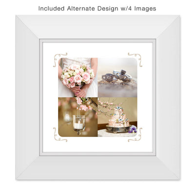 Sweet Corners | 20x20 Collage Template - 3 Dollar Photoshop Templates for Photographers