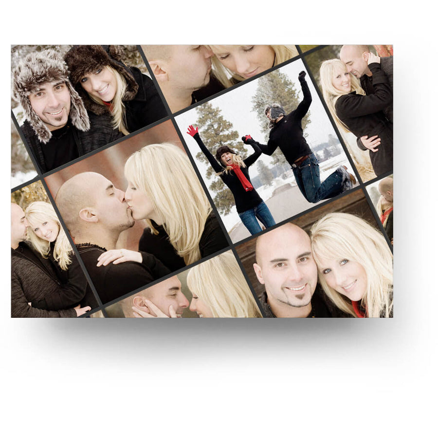 VIP | Save-the-Date Card - 3 Dollar Photoshop Templates for Photographers