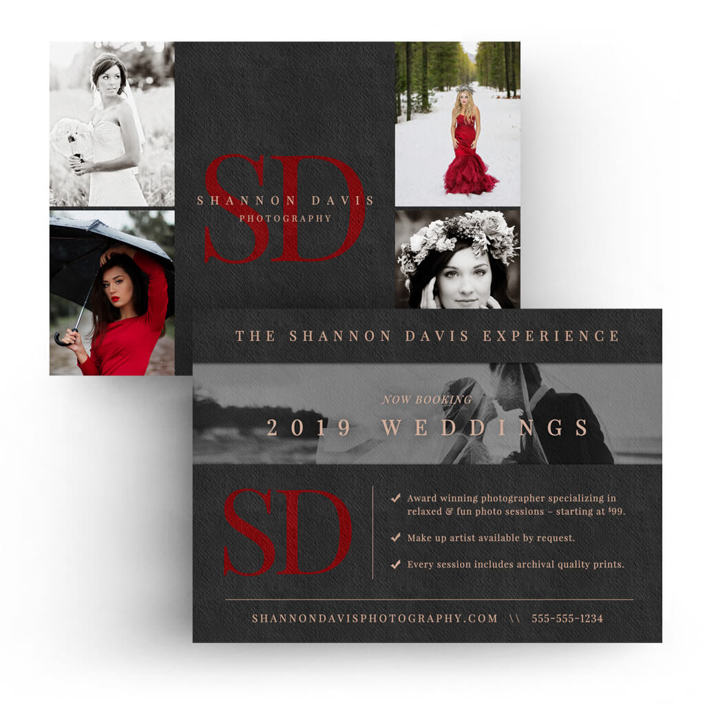 Velvet | 5x7 Marketing Postcard - 3 Dollar Templates