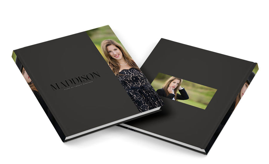 Glamorous | Album Cover - 3 Dollar Photoshop Templates for Photographers