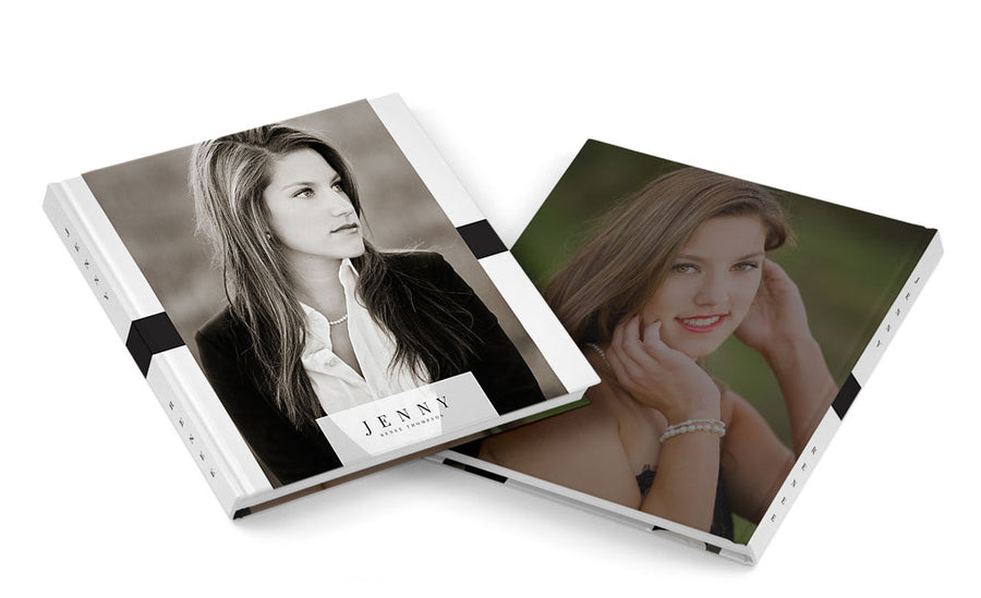 Jenny | Album Cover - 3 Dollar Photoshop Templates for Photographers