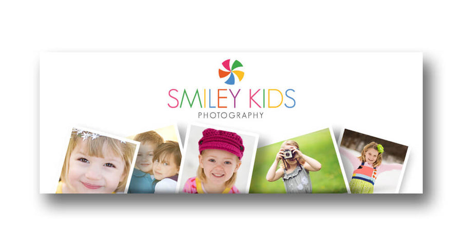 Kids | Facebook Cover - 3 Dollar Photoshop Templates for Photographers