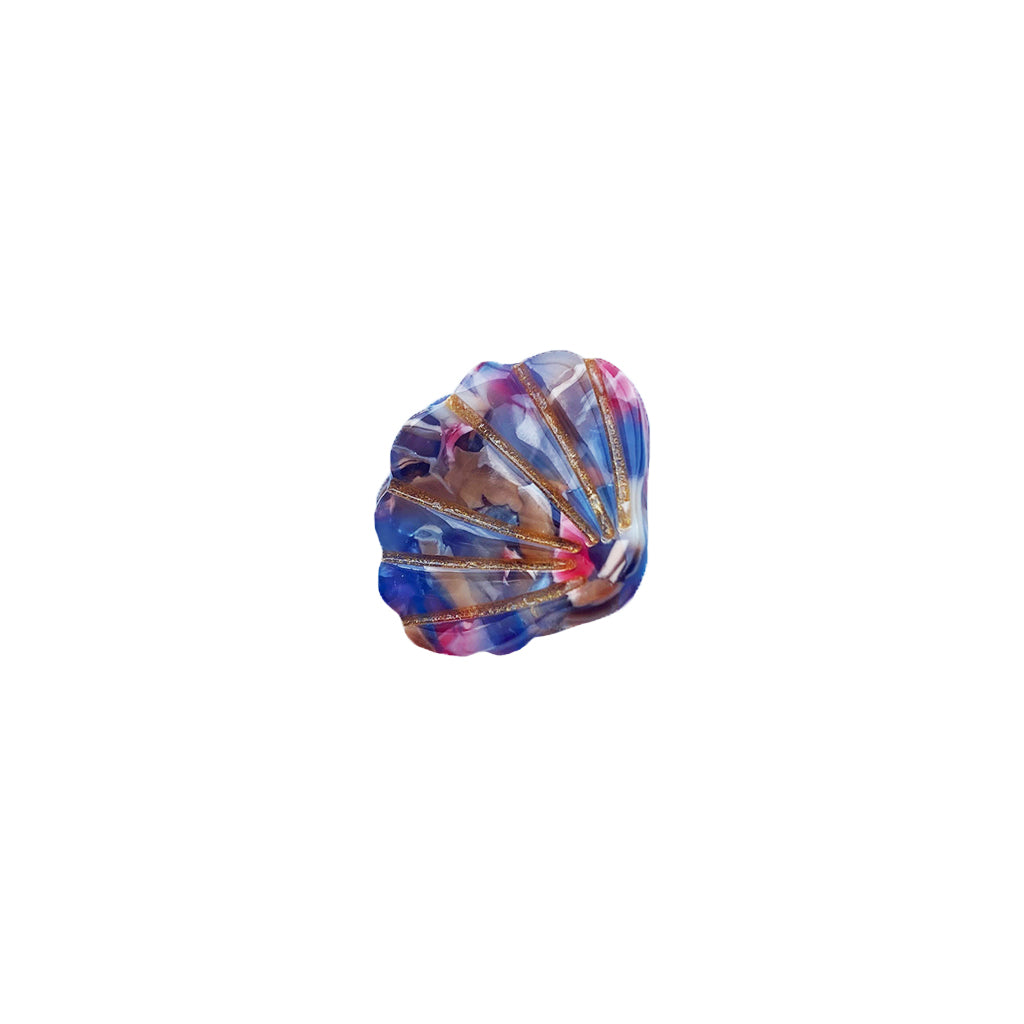 Heroines Frida Purple Small Hair Clip